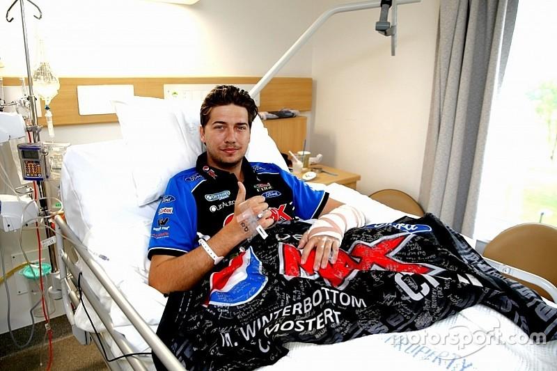 Weitere Operation für verletzten Chaz Mostert