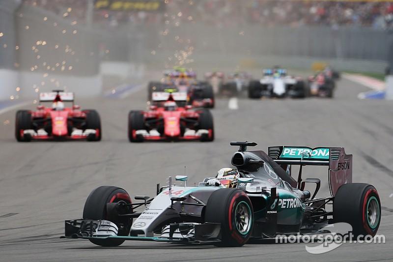 Rosberg cree que Mercedes mantendrá su ventaja sobre Ferrari