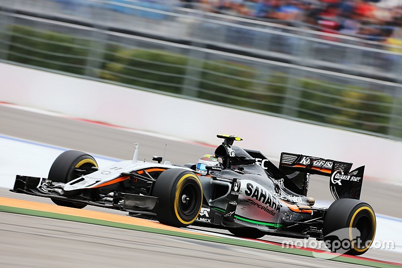 Force India todavía desconfía de la amenaza de Lotus