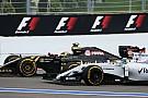 Maldonado admite arrependimento por ter deixado a Williams