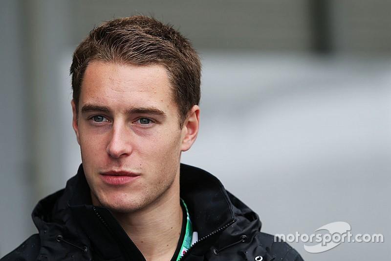 Вандорн станет резервным пилотом McLaren