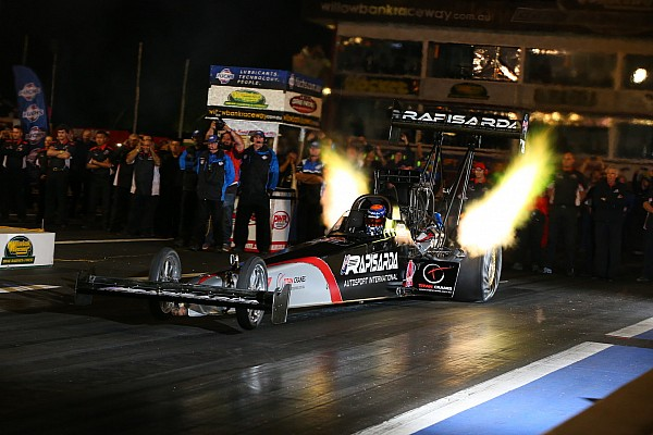 Drag Breaking news New era of Australian drag racing officially launches