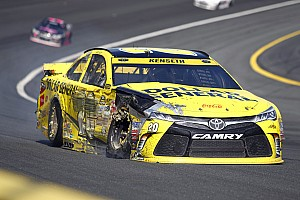 NASCAR Cup Preview Kenseth not changing approach after catastrophic Charlotte