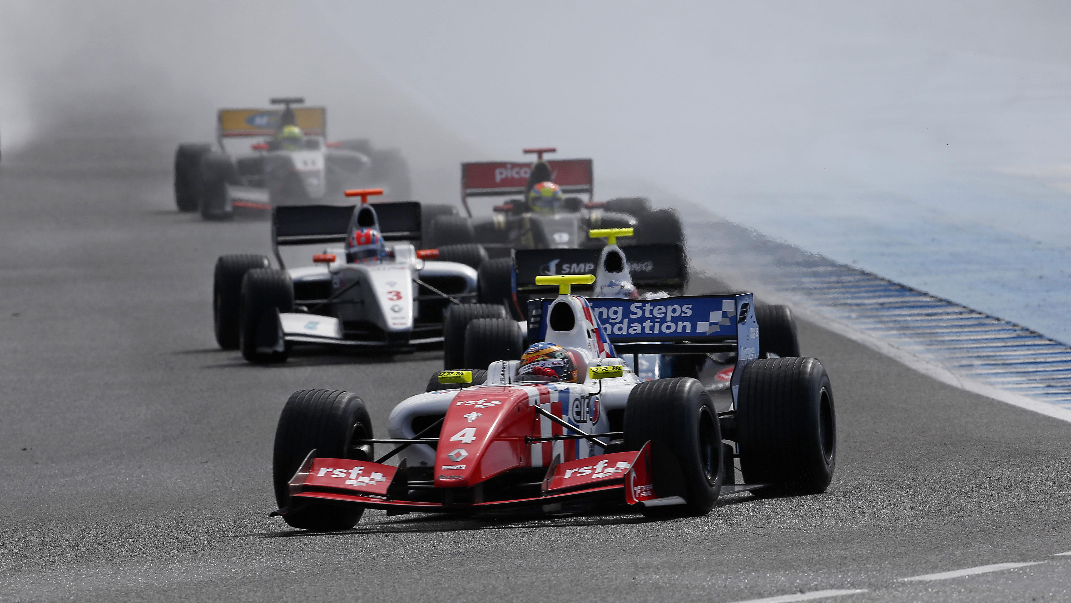 Rowland inarrestabile, conquista la pole in Gara 2