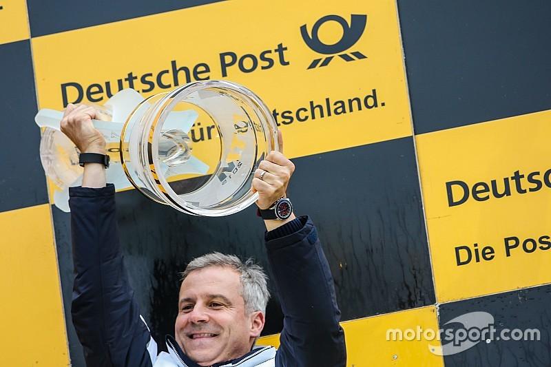 BMW bejubelt Titelgewinn in der DTM-Herstellerwertung