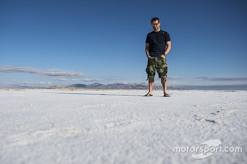 Sébastien Loeb vreest: 'Bang om te verdwalen in de woestijn'