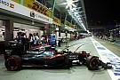 McLaren brings gearboxes