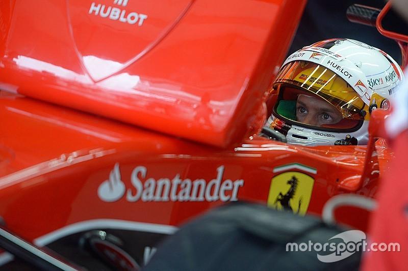 Seb Vettel heeft 'veel meer' invloed op de 2016-Ferrari