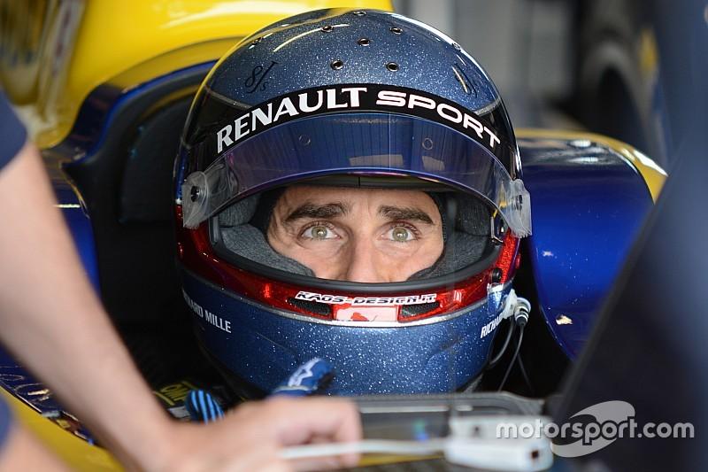 Пилоты Renault e.Dams впереди с огромным отрывом в тестовой сессии