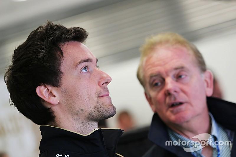 Vaga de Palmer na Lotus pode ter custado 5 mi de libras
