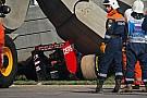 Авария Сайнса в Сочи: новые данные FIA
