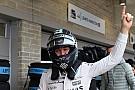 Rosberg satisfecho con la pole position