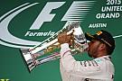 Hamilton se siente orgulloso de igualar a Senna