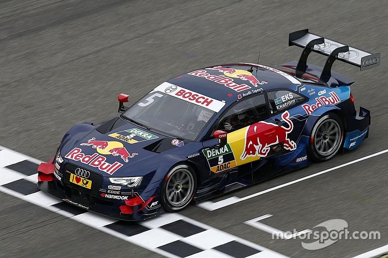 Mattias Ekström: 'DTM heeft nieuwe puntentelling nodig'