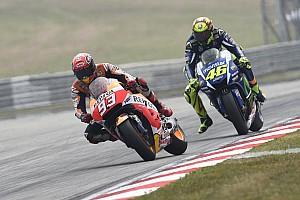 MotoGP Новость Yamaha просила дирекцию гонки успокоить Росси и Маркеса