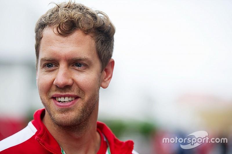 Vettel veut terminer la saison devant Rosberg