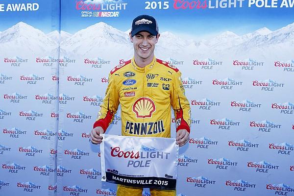NASCAR Cup Sigue la buena racha de Logano, ahora en Martinsville