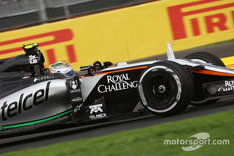 Force India no ve cercano un acuerdo con Aston Martin