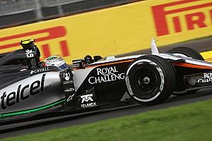 Formule 1 Nieuws Force India deal met Aston Martin 'puur speculatie'