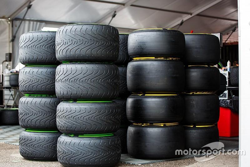 Equipes poderão ter até três tipos de pneus por prova em 2016
