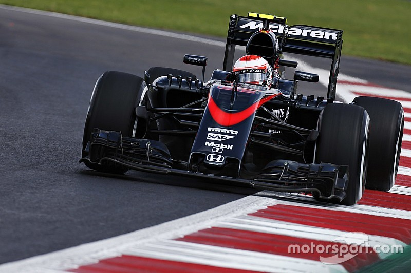 Button to miss Mexican GP qualifying