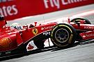 Vettel s'inquiète de la vitesse de Mercedes en pneu medium