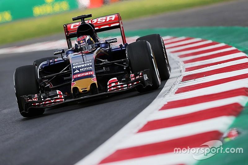 Пилоты Toro Rosso готовятся к напряженному старту гонки