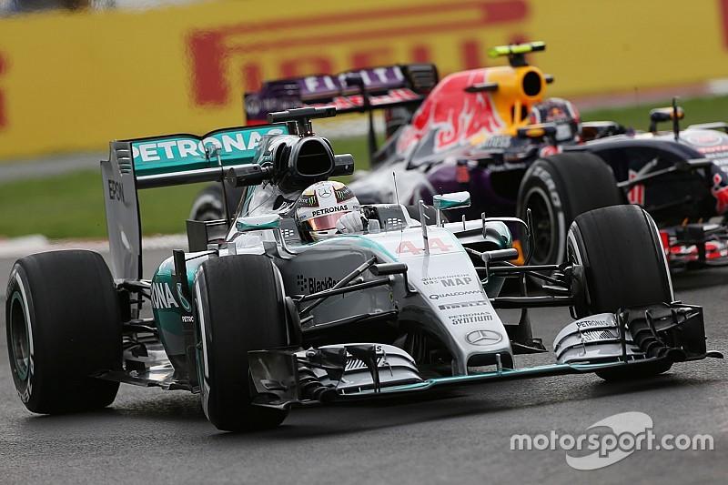 Lewis Hamilton verwacht weinig inhaalacties in Mexico