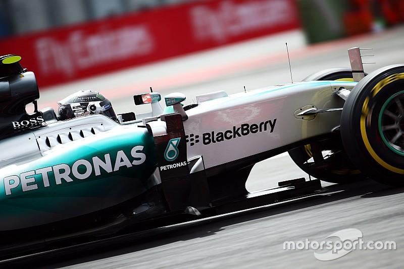 Rosberg cree que la carrera en México será un paso a lo desconocido