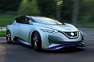 Le concept Nissan IDS : électrique et autonome