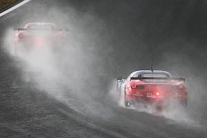 WEC Résumé de course Les Ferrari piégées par la pluie à Shanghai