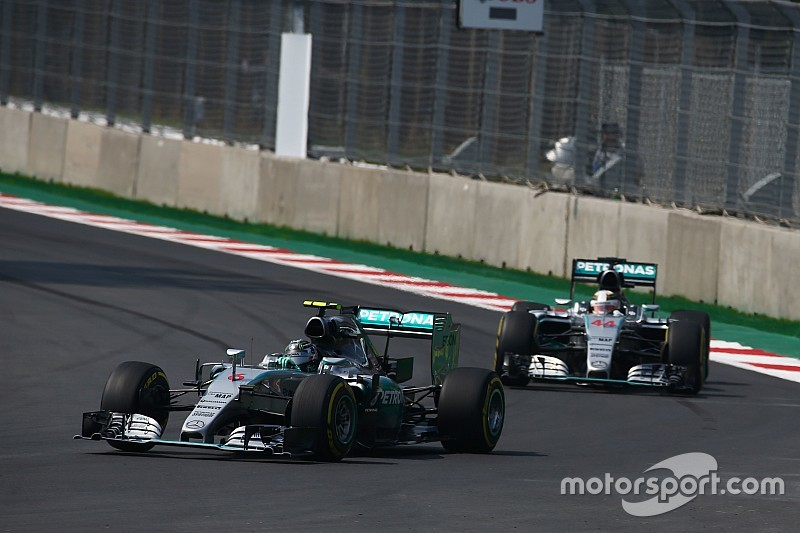 Analysis: How Rosberg put Hamilton in his place in Mexico