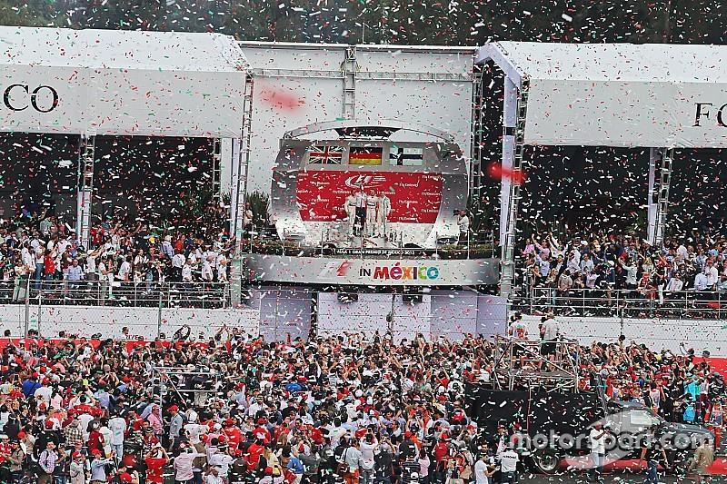 Лауда: Экклстоун должен взять Гран При Мексики за образец
