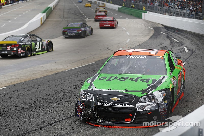 NASCAR issues 'behavioral penalty' to Danica Patrick