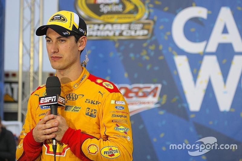 """Joey Logano: """"NASCAR musste die Kontrolle behalten"""""""