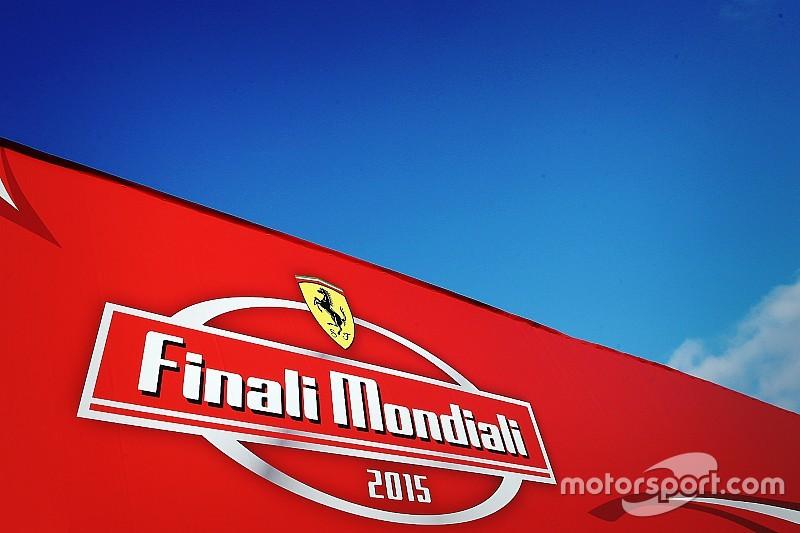 Les Ferrari Finali Mondiali débutent au Mugello