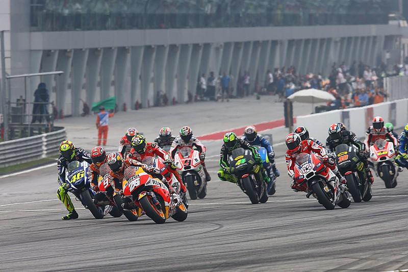 Президент FIM предупредил гонщиков MotoGP