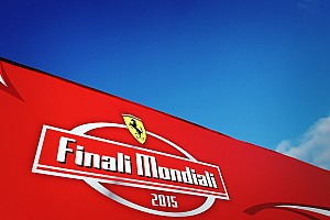 Ferrari Preview Ferrari Finali Mondiali gaat van start op Mugello