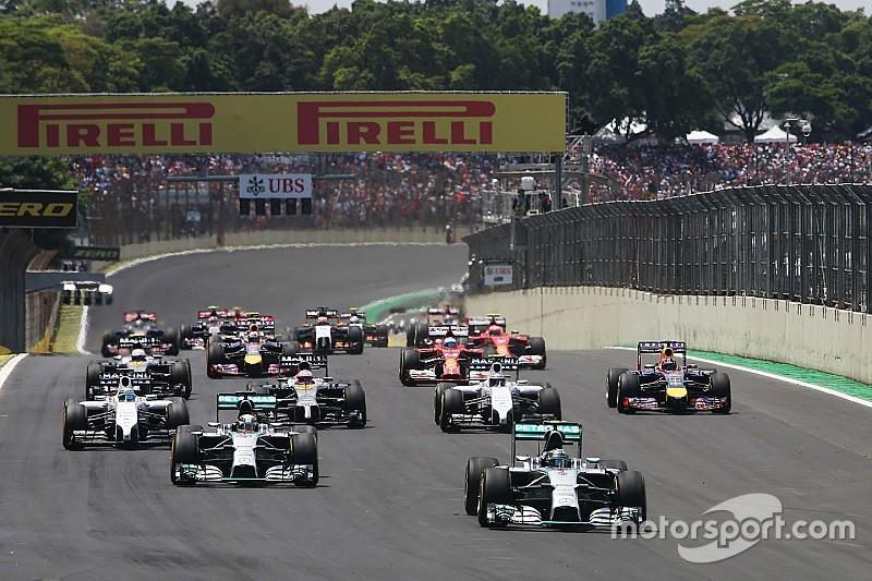 Las obras en Interlagos impresionarán a los equipos, dice Ecclestone