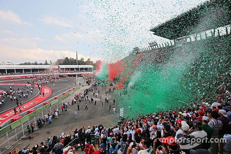 """Slim: """"El GP de México será más grande y mejor"""""""