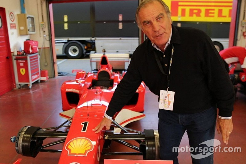 Video exclusivo: Giorgio Piola presenta secretos técnicos de Ferrari en la F1