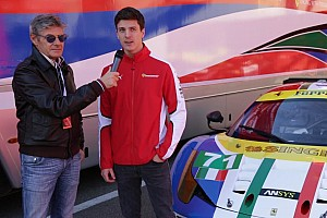Ferrari Special feature Video: Exclusive interview with James Calado