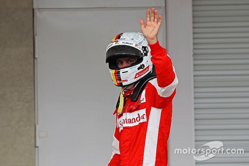 Vettel - Ne m'appelez pas l'outsider!