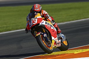 MotoGP Qualifying report Double front row start for Repsol Honda in final race of 2015