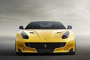 Ferrari Contenu spécial Vidéo - Ferrari présente officiellement la F12tdf