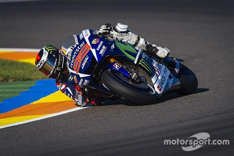 Jorge Lorenzo ganó su tercer campeonato en MotoGP
