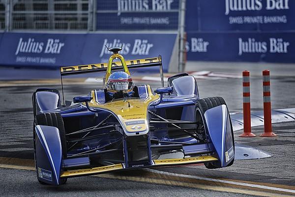 Formel E Sébastien Buemi: Renault muss Probleme lösen