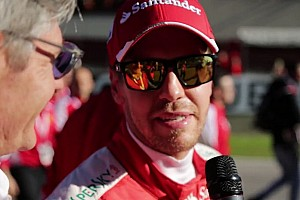 Ferrari Interview Vettel -