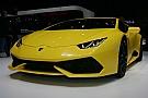 'Lamborghini Huracán met achterwielaandrijving debuteert binnen 2 weken'