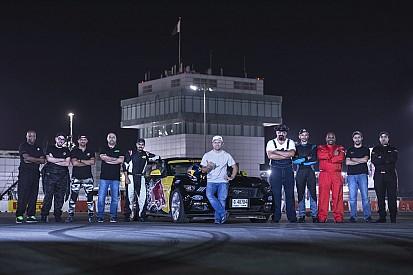 محمد الخياط يفوز في جولة قطر ويستعدّ لنهائيات ريد بُل كار بارك دريفت في دبي
